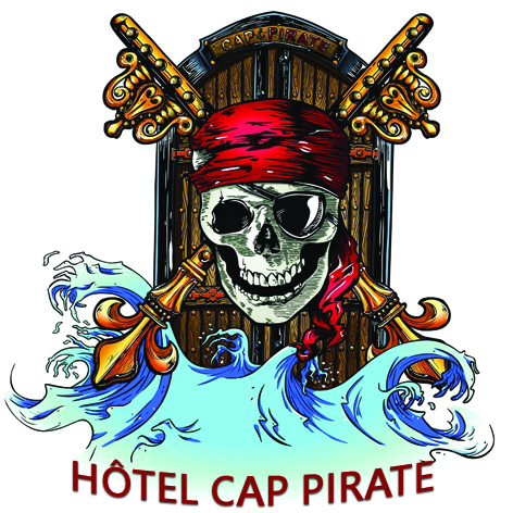 Logo CAP PIRATE