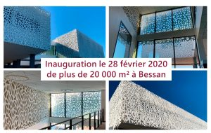 Inauguration Gigamed Bessan 28-02-2020