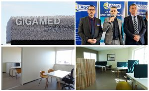 Inauguration Gigamed Bessan Article 05-03-2020