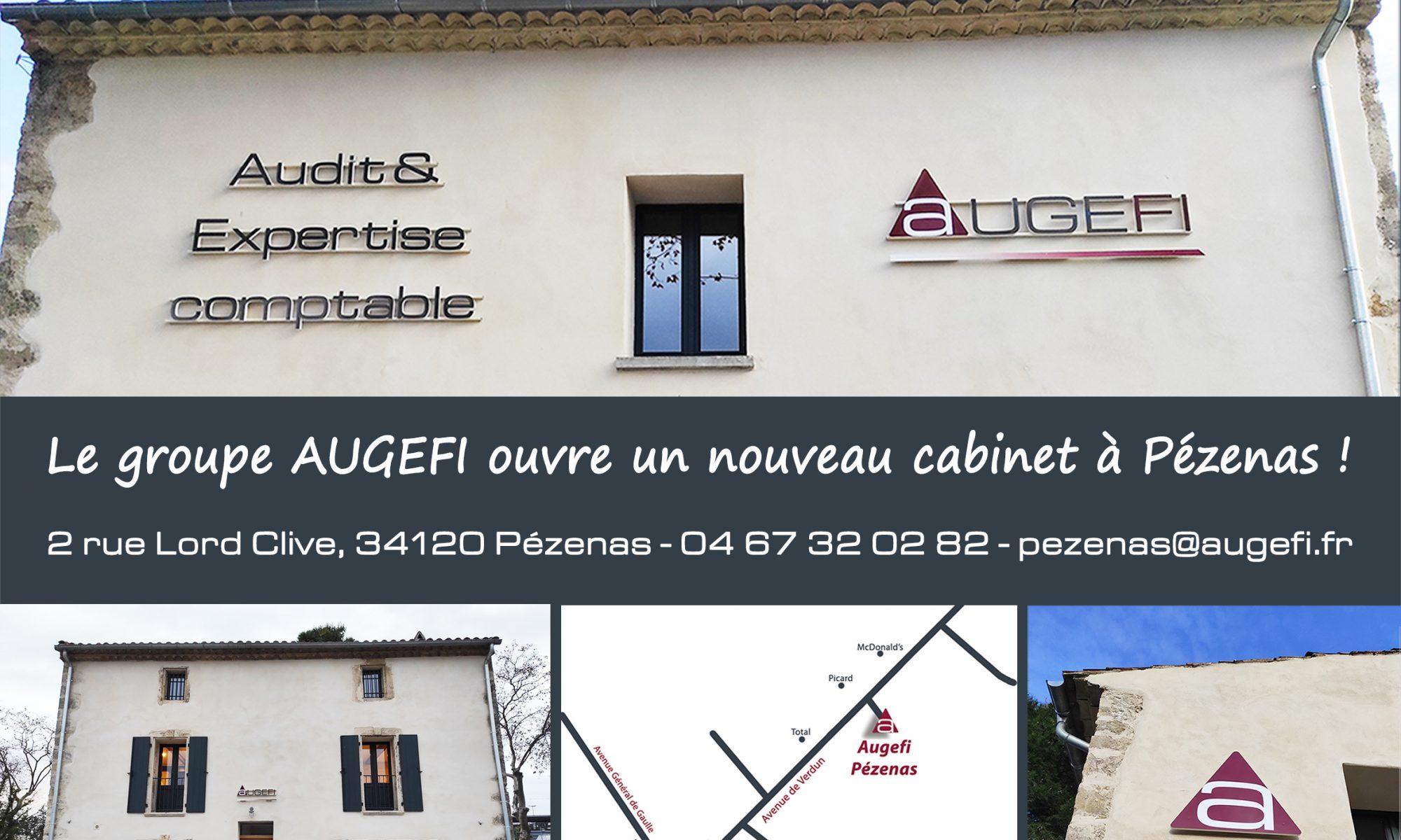 Ouverture du cabinet Augefi à Pézenas 2