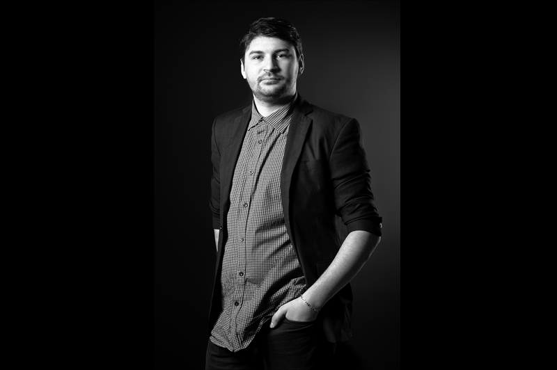 Responsable pôle Informatique - Antoine RAMON